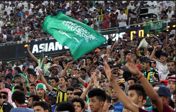Piala Dunia 2018 : Arab Saudi