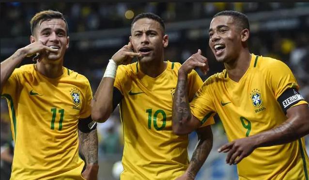 Piala Dunia 2018 : Brasil