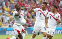 Piala Dunia 2018 : Kosta Rika