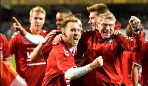 Piala Dunia 2018 : Denmark