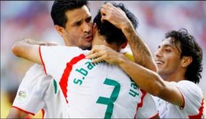 Piala Dunia 2018 : Iran