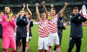 Piala Dunia 2018 : Kroasia