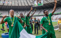 Piala Dunia 2018 : Nigeria