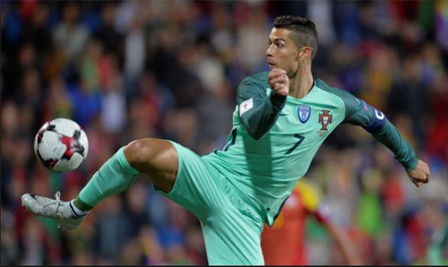 Piala Dunia 2018 : Portugal