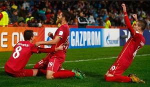 Piala Dunia 2018 : Serbia