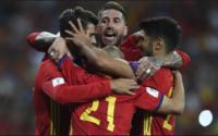 Piala Dunia 2018 : Spanyol