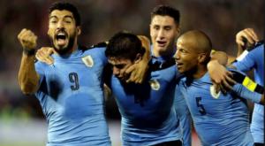 Piala Dunia 2018 : Uruguay