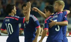 Piala Dunia 2018 : Jepang