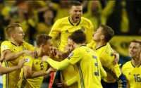Piala Dunia 2018 : Swedia