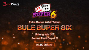 bulepoker super 6
